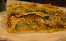 Butternut Squash and Sage Lasagne