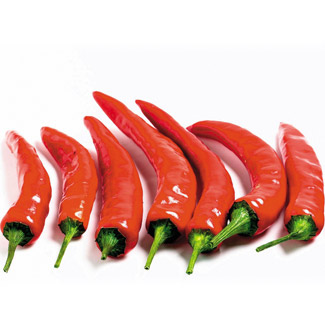 Aphrodisiac Chili Peppers