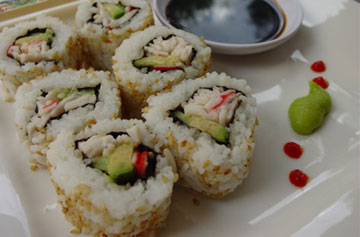 Rock N' California Roll