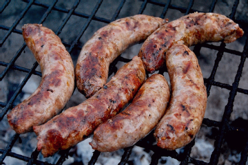 South African Sausage (Boerewors)