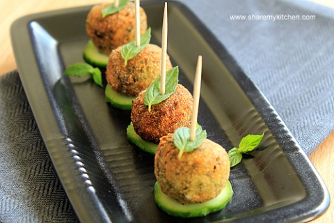 Parsley Balls