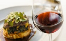 wine food pairing flourish over 50