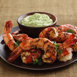 Cilantro Shrimp