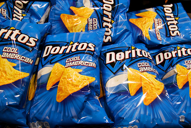 Cool American Doritos