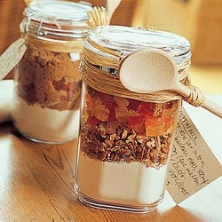 mix in a jar