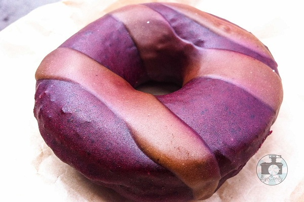 Blueberry Balsamic Donuts Photo from Food Trippin'