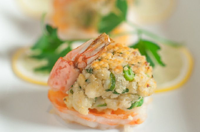 Crab Stuffed Shrimp from Southern Boy Dishes